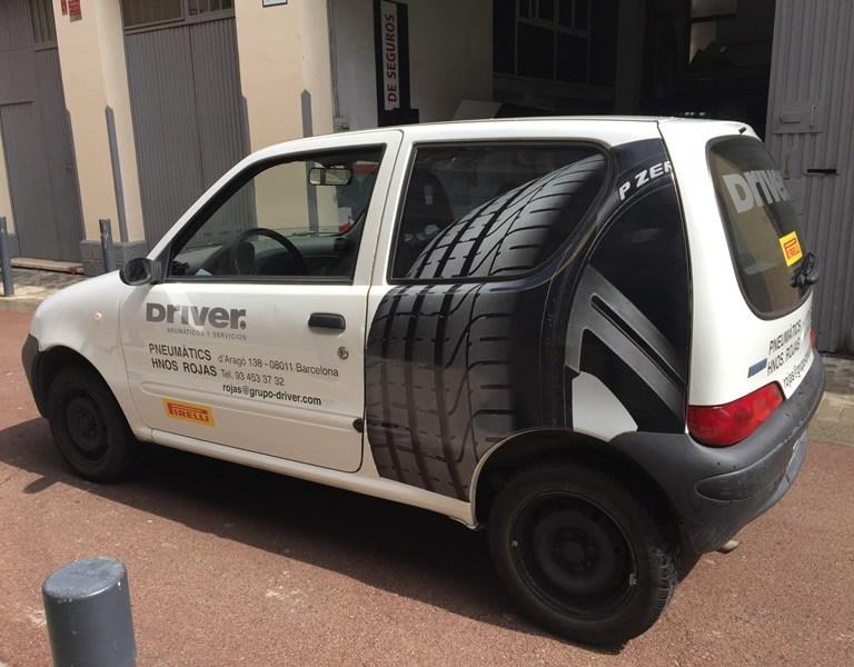 vinilos para vehículos