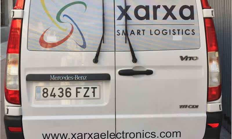 Vinilos para el vehículo de tu negocio