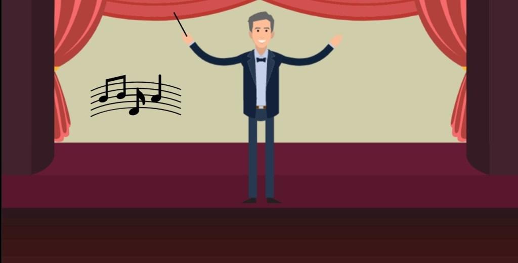 Tu emprendimiento es como una orquesta.