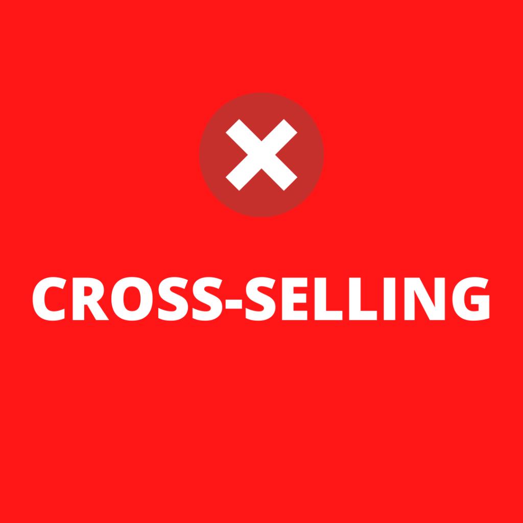 Cross selling 1