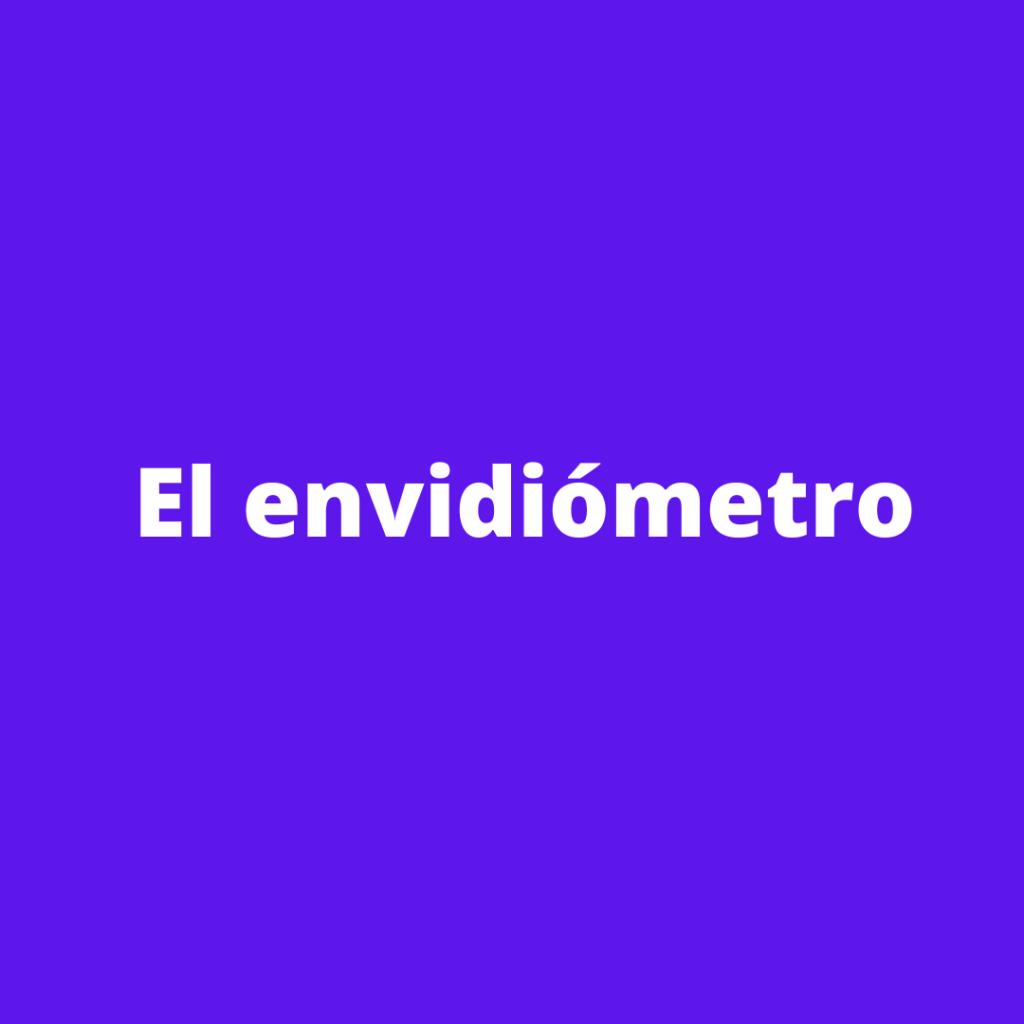 Envidometro 1