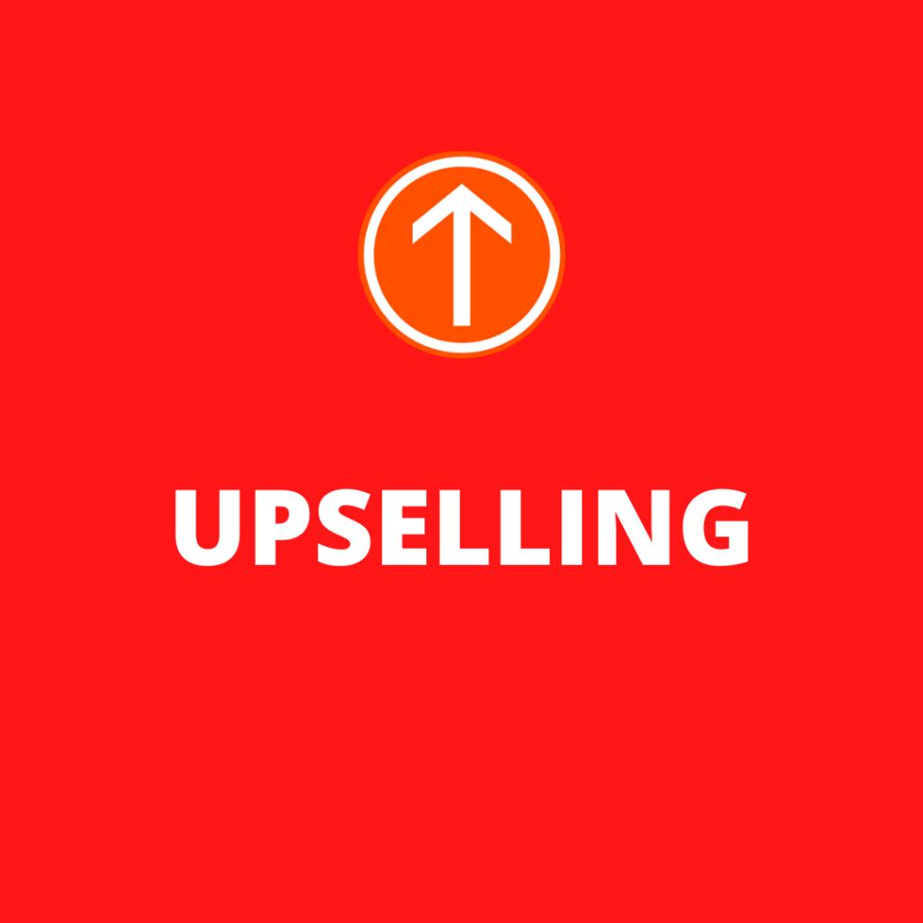 Upselling 1