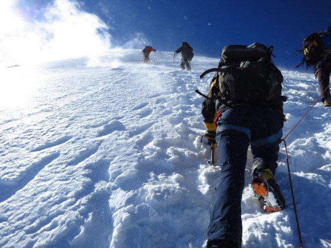 Alpine reizen