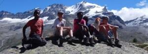 Italiaanse familiereizen , bergvakanties met uw gezin