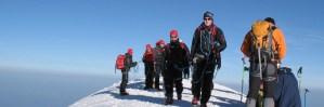 Mont Blanc - Retour Mountain Adventure