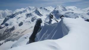 Retour Mountain Adventure, Monte Rosa Italiaanse bergreizen