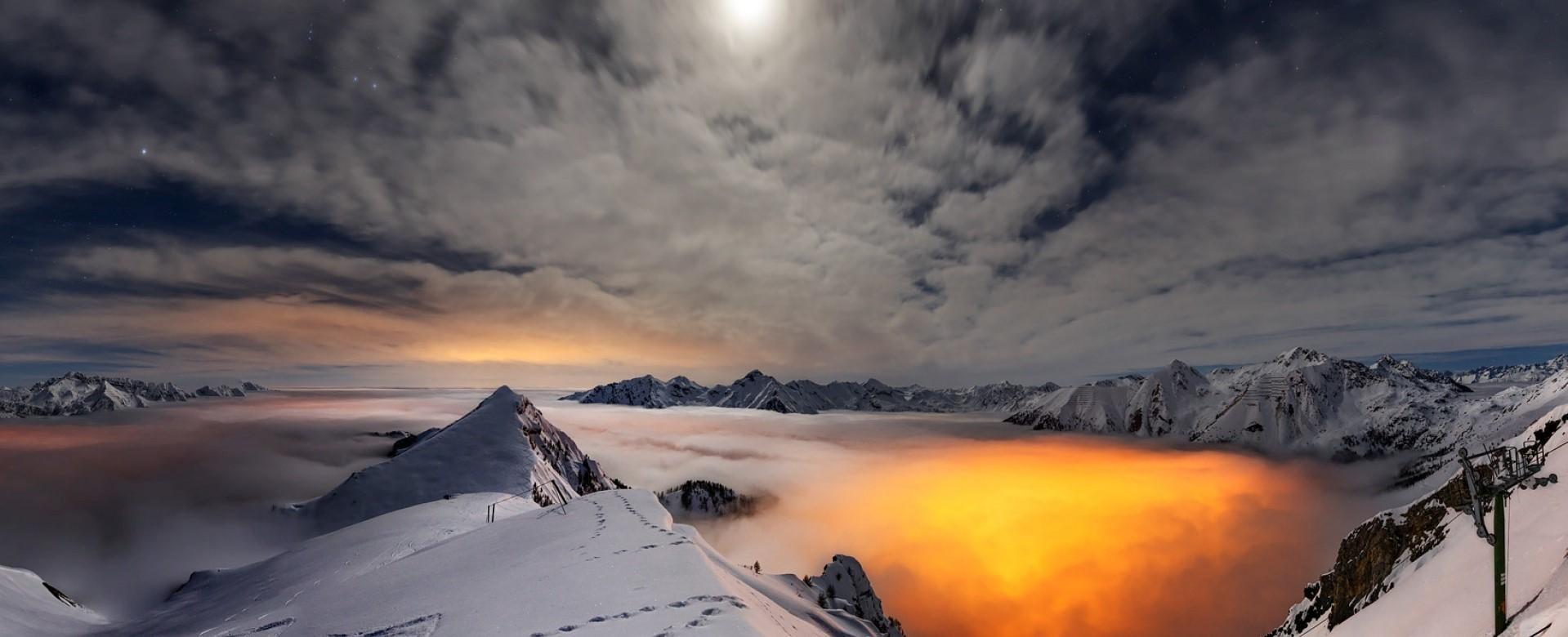 Winter Abruzzo - Retour Mountain Adventure