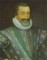 Henry IV, via Wikimedia