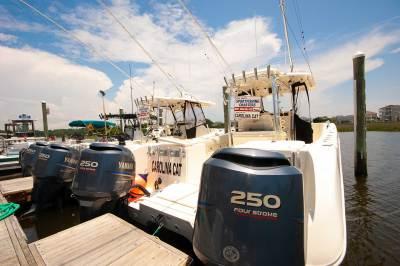 Ocean Isle Beach Fishing Center