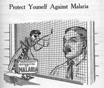 vintage malaria