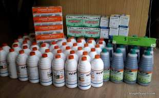Cattle medications in Nepal