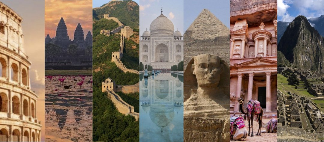 Around the World in 2020: World Wonders Edition | RetreaTours