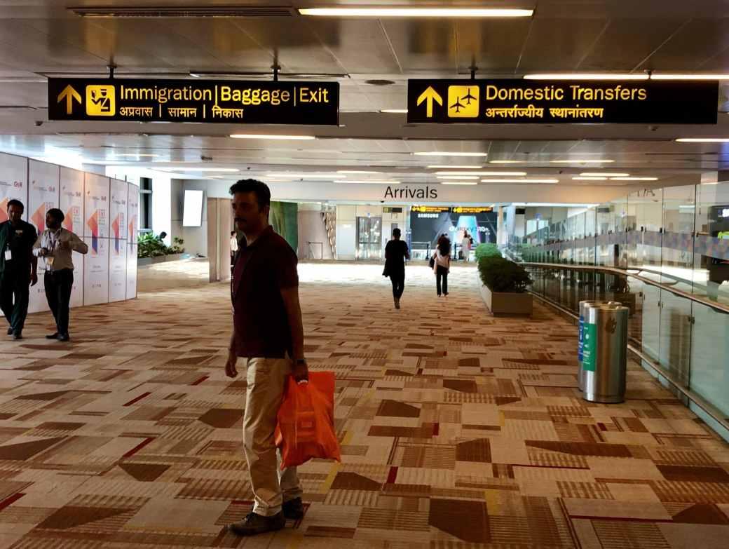 Image result for lugguage igi airport
