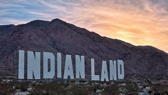 Indianland Desert X Palm Spring 2021