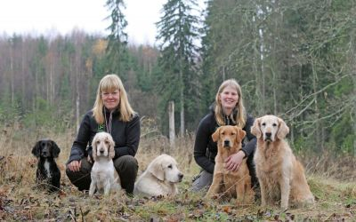Press release: They Challenge the Dog World with Unique Book on Positive Gun Dog Training