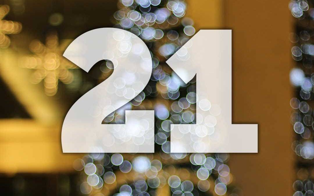 """Advent calendar day 21: Win the e-book version of """"Retrieving for All Occasions Study Guide Part II Intermediate"""""""