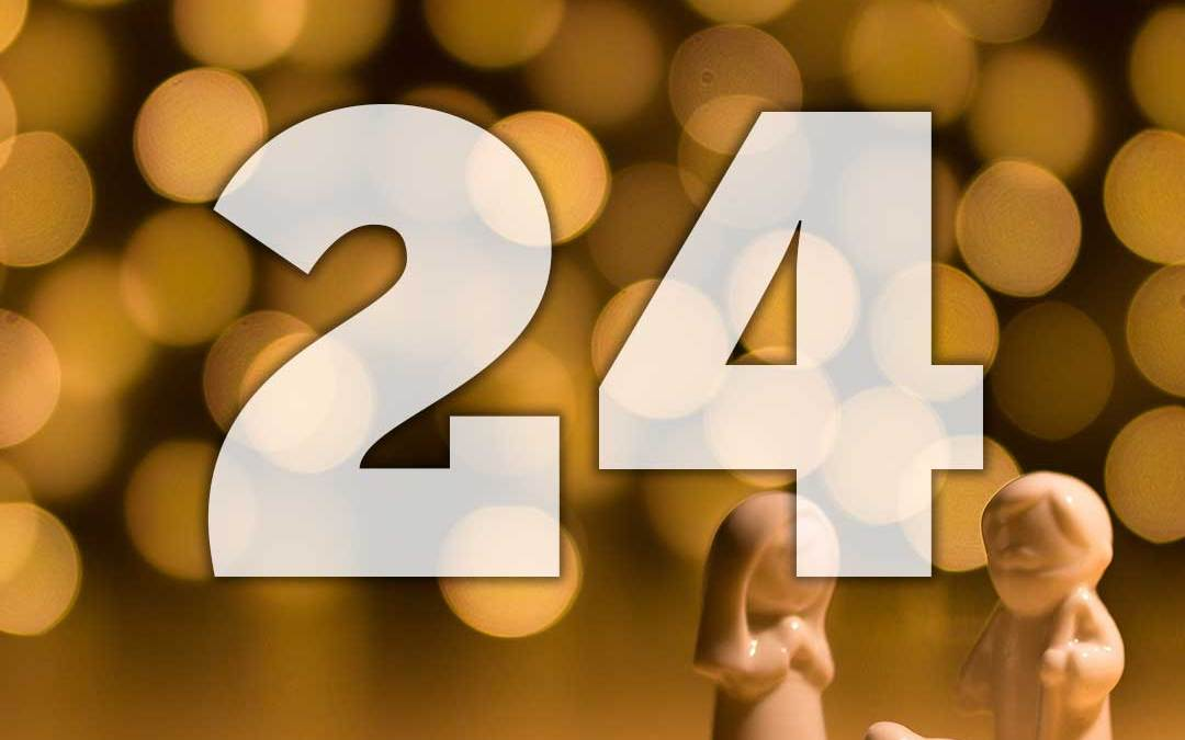 Advent calendar day 24: Win any online course (without feedback), book or private training session