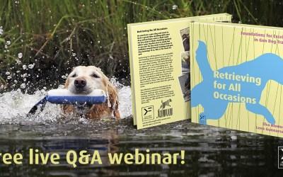 Free live Q&A webinar