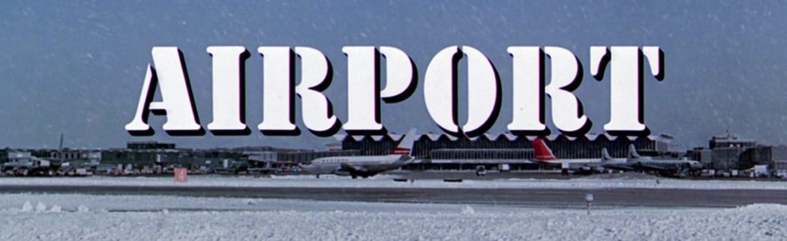 Kritik: 4er Review : Airport Filmreihe (1970-1979)