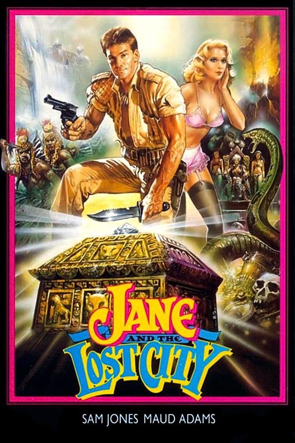 Jane und die verlorene Stadt (1987)