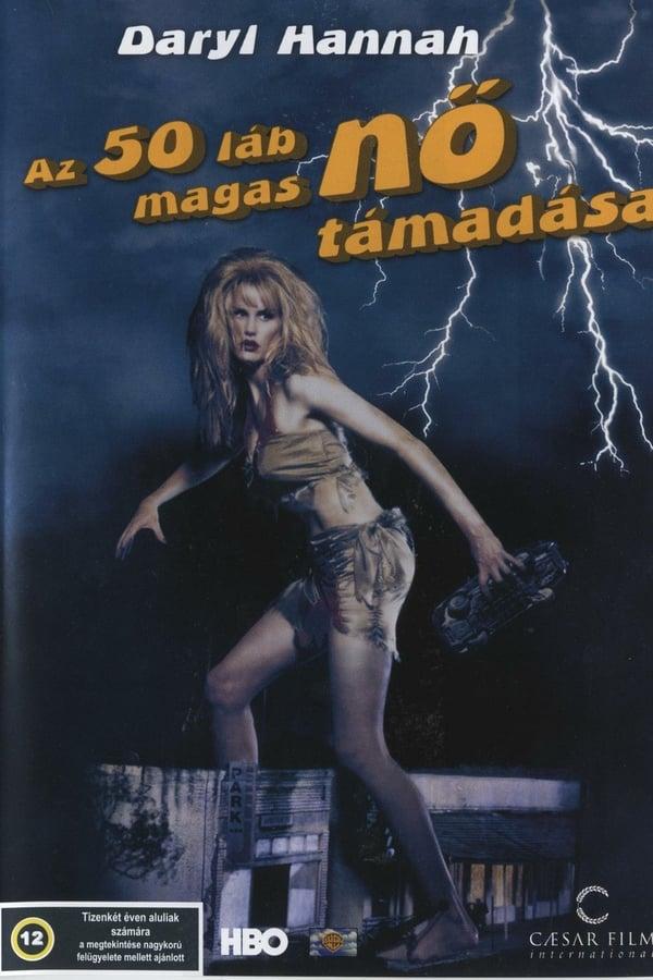 Kritik: Angriff der 20-Meter-Frau (1993)