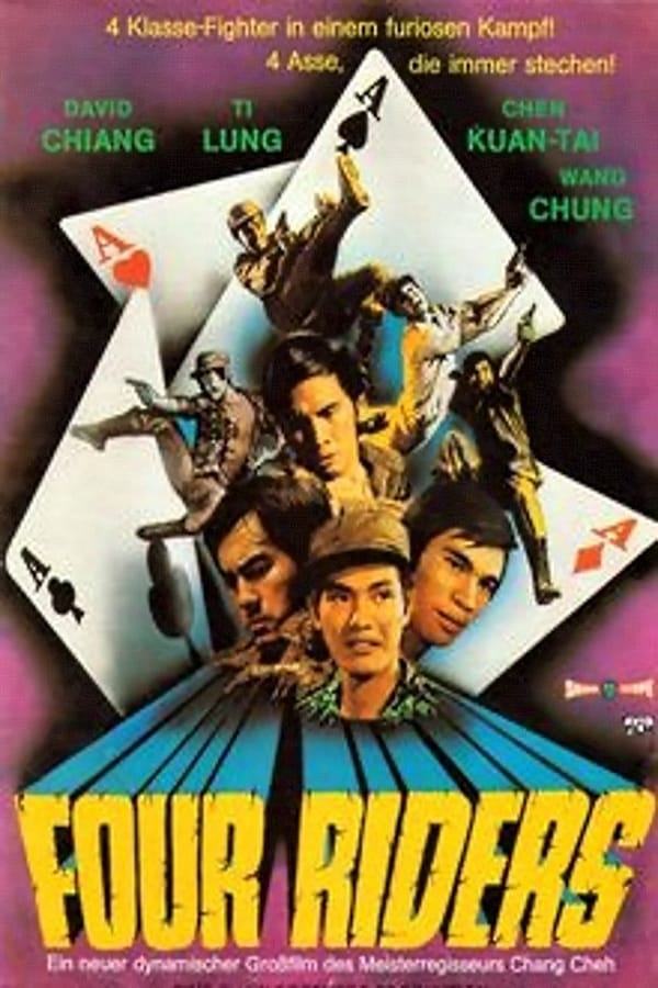 Four Riders (1972)