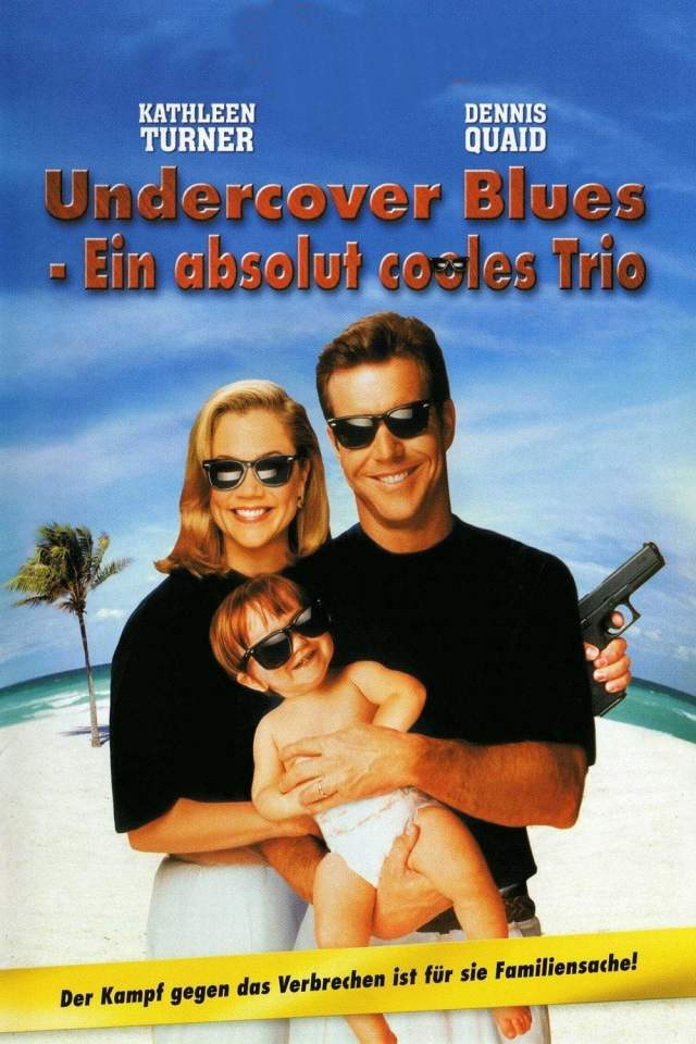 Undercover Blues - Ein absolut cooles Trio