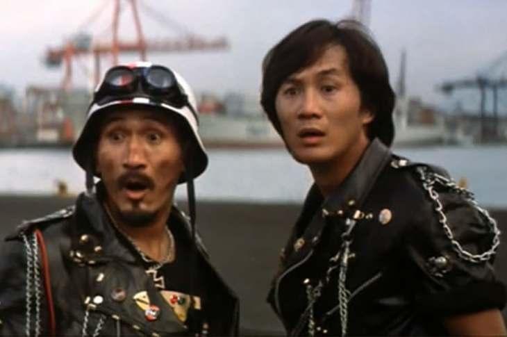 Mad Mission Filmreihe (1982-1989)