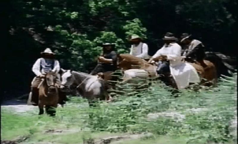 Bloody Outlaws - Zurück aus der Hölle