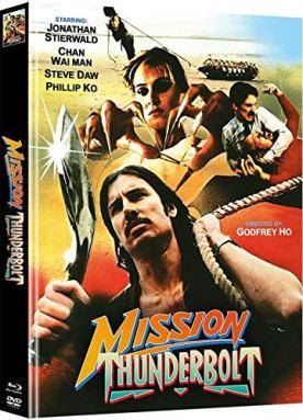 Mission Thunderbolt - Mediabook