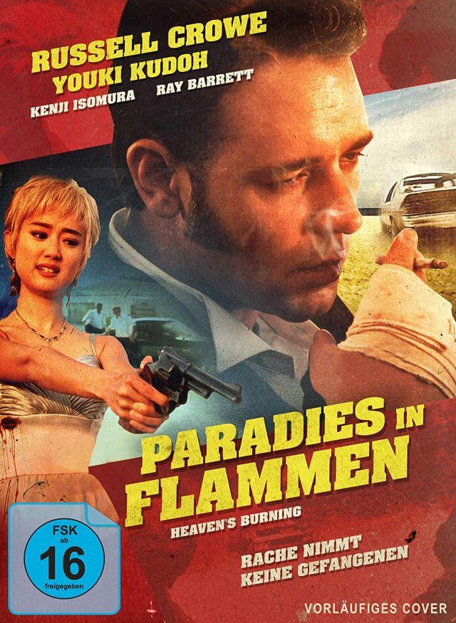 Release: Paradies in Flammen (1997) erscheint auf Blu-ray