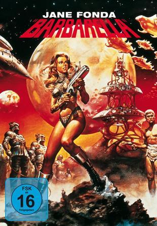 Barbarella (1968) 16 11.10.1968 (DE) Science Fiction, Abenteuer, Komödie