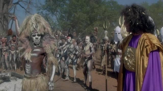 Quatermain II - Auf der Suche nach der geheimnisvollen Stadt (1986)