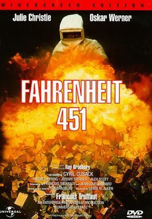 Fahrenheit 451 (1966) 12 23.12.1966 (DE) Drama, Science Fiction
