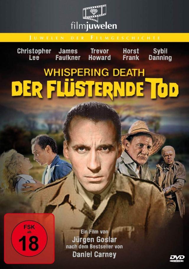Release: Der flüsternde Tod (1976) von Filmjuwelen