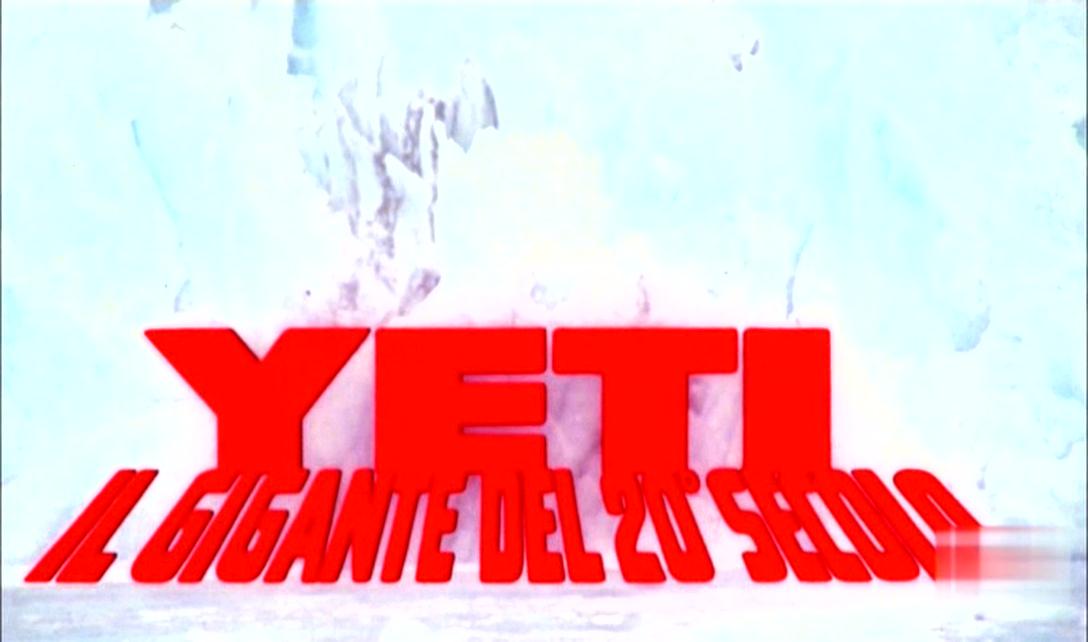 Kritik: Yeti - Der Schneemensch (1977)