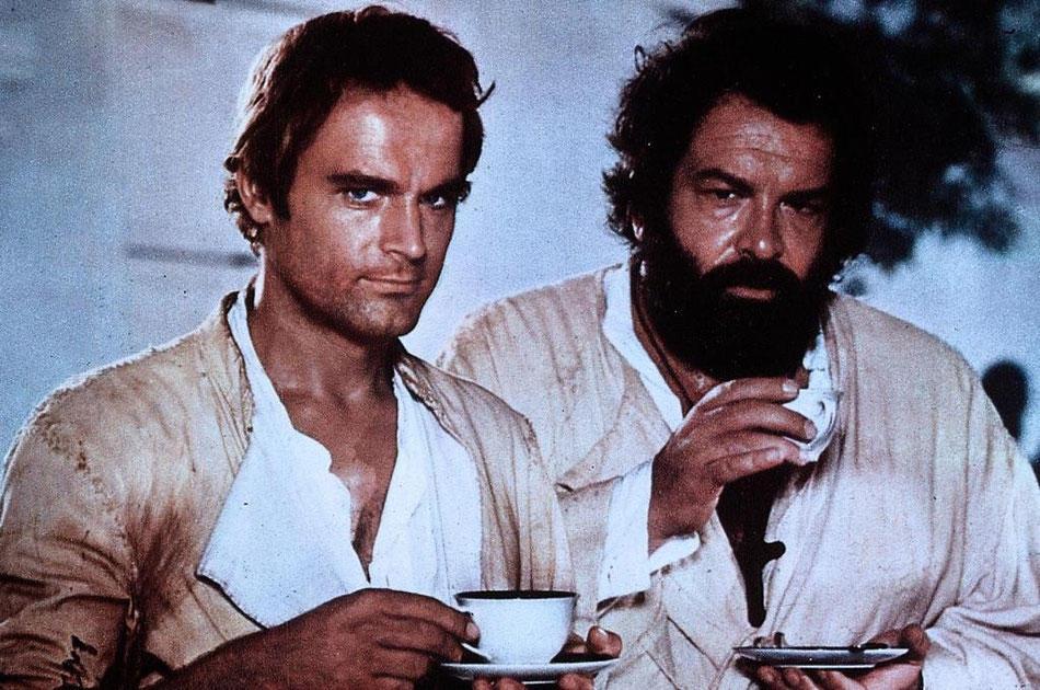 Zwei Missionare (1974)