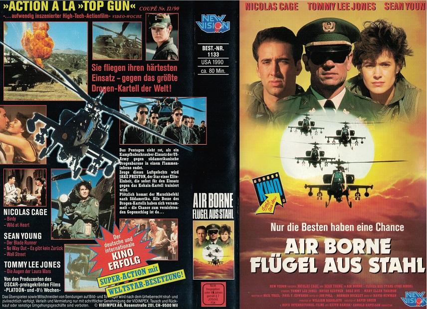 Air Borne - Flügel aus Stahl (1990)