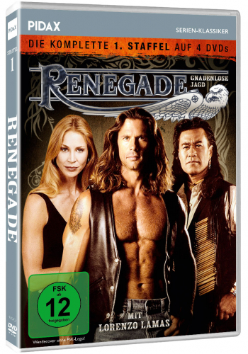Renegade - Gnadenlose Jagd - Staffel 1