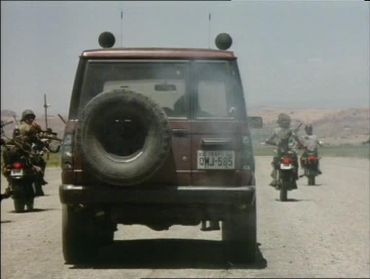 Biker Survivalist (1987)