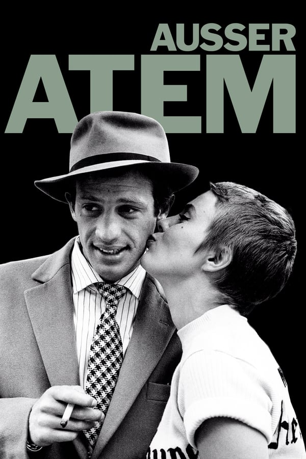 The film that was banned for 4 years. Why...? - Außer Atem (1960)
