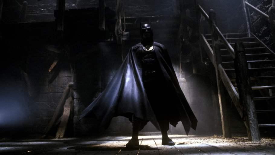 Eine Fledermaus stellt sich den Verbrechern - Batman (1989)