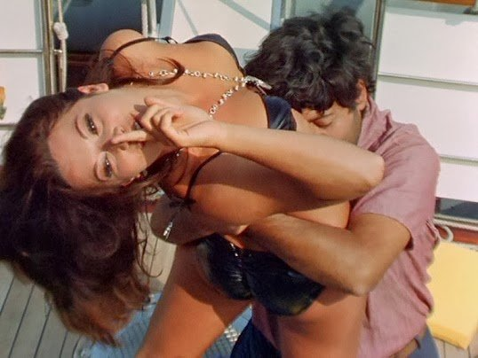 Orgy of violence and terror - Sklaven ihrer Triebe (1969)