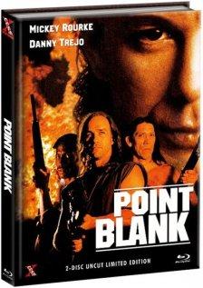 """""""Point Blank - Over and Out"""" erscheint Uncut in vier Mediabooks von X-Cess"""