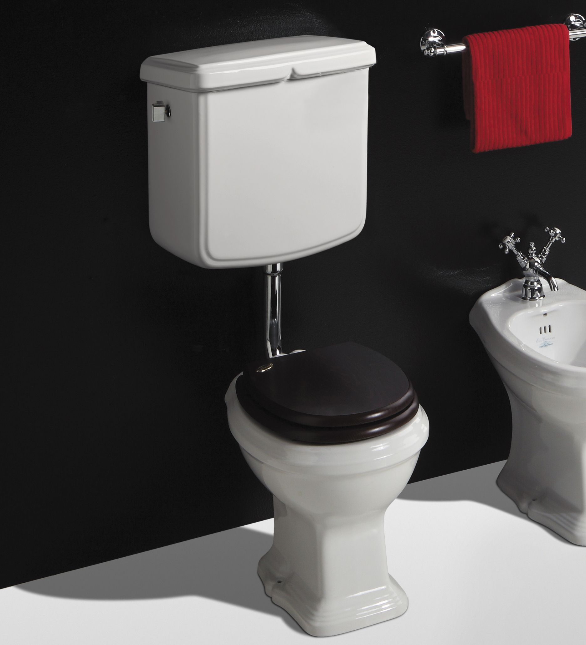 retro stand wc old england