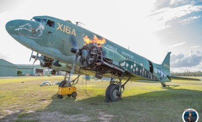 80th Anniversary of first flight of C-47