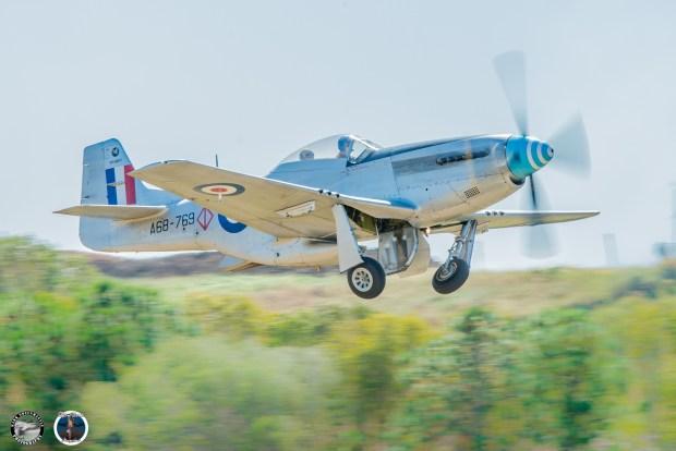 ANZAC weekend with Mustang Flights Australia