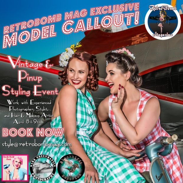 RetroBomb Magazine Exclusive Model Callout!