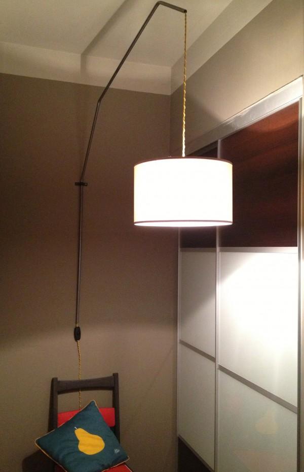 Lampe Potence Rtro Boutique