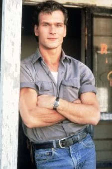 THE OUTSIDERS, Patrick Swayze